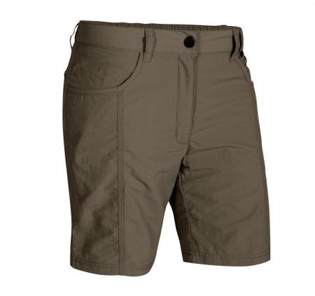 Salewa Pantaloni corti donna shorts Luni Dryton walnut