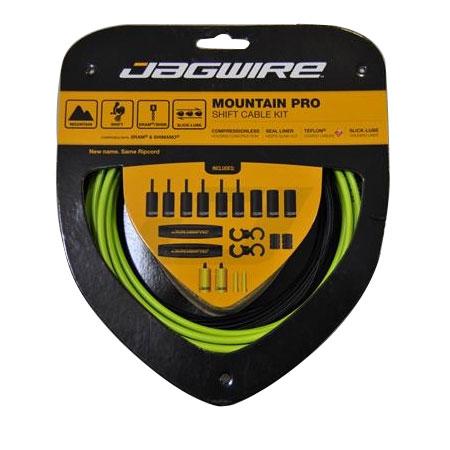 Jagwire Kit Guaina Cavo Cambio MTB Pro colore verde merida