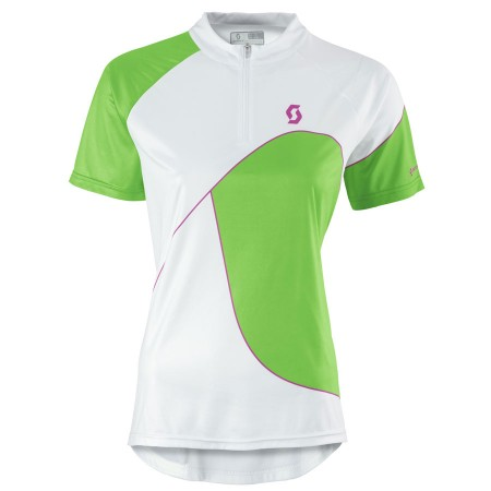 Scott Maglia bike donna Trail 50 W white green