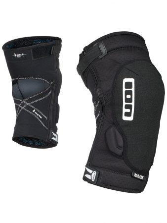 ION Protezione ginocchio Ginocchiere K-Lite Zip Black