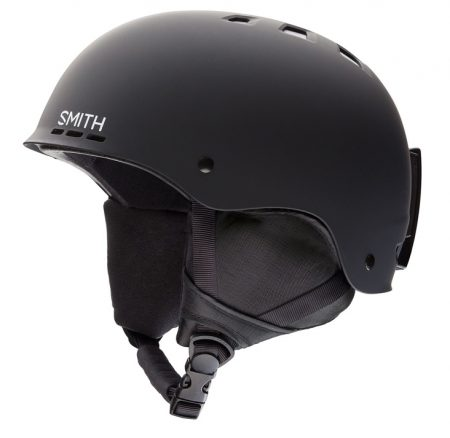 Smith Casco da sci Holt 2 Matte Black – 2018
