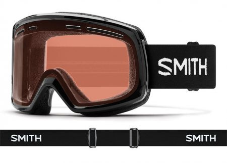 Smith Maschera da sci Range Black – 2018