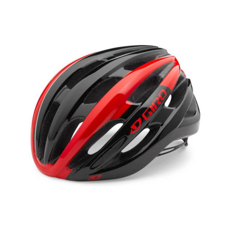 Giro Casco bike Foray Bright Red Black – 2018
