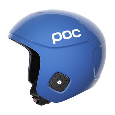 POC Casco da sci integrale FIS Skull Orbic X Spin Basketane Blue – 2019