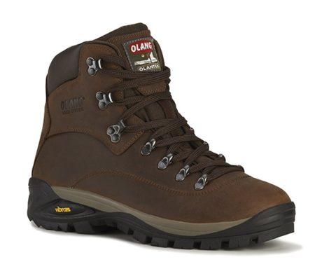 Olang scarpe trekking Logan TEX cuoio