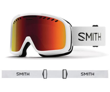 Smith Maschera da sci Project white – 2019