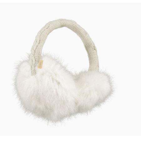BARTS Paraorecchie Fur Earmuffs white – 2019