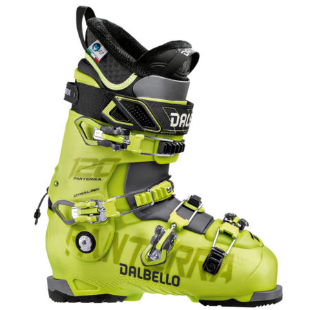 Dalbello Scarponi sci Panterra 120 acid yellow – 2019