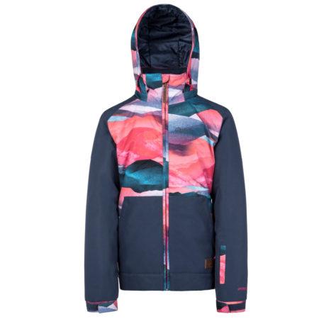 Protest Ski Jacket Junior Yoko JR Tulip Red 2019