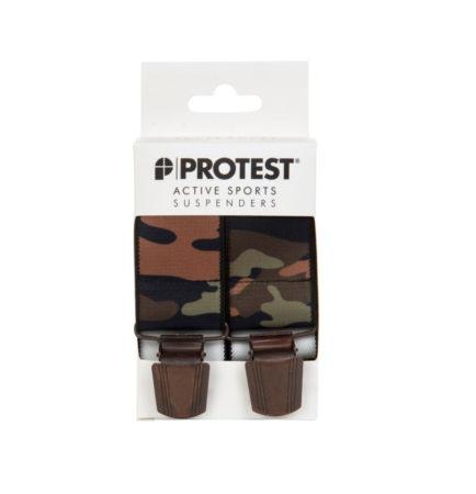 Protest Bretelle General Suspenders Gravel Green – 2019