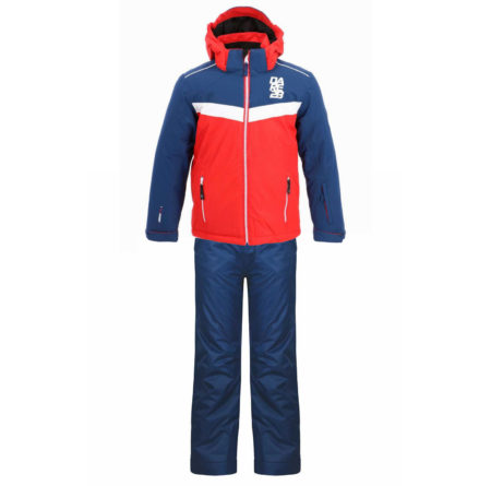 Dare 2B Completo sci bambino Start Out Jacket Admiral Blue Whirlwind Pant