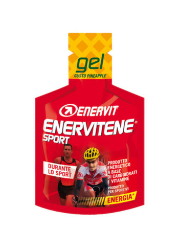 ENERVIT Enervitene Sport Gel gusto ananas