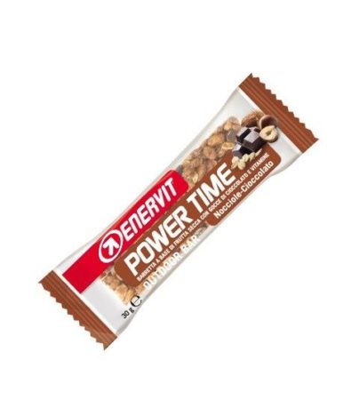 ENERVIT Sport Power Time Outdoor Bar nocciole e cioccolato
