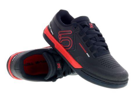 FIVE TEN scarpe bike Freerider pro nero/rosso/bianco – 2019