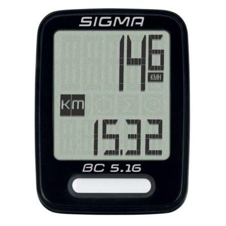 SIGMA Ciclocomputer SIGMA BC 5.16