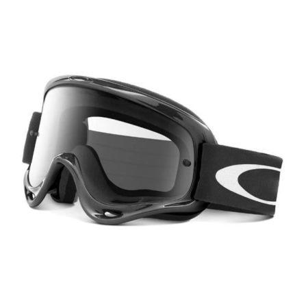 Oakley maschera bike bambino XS O-FRAME MX – JET BLACK W/CLEAR
