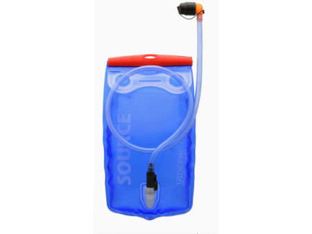 SOURCE sacca idrica Widepac 1,5 Liter Blu