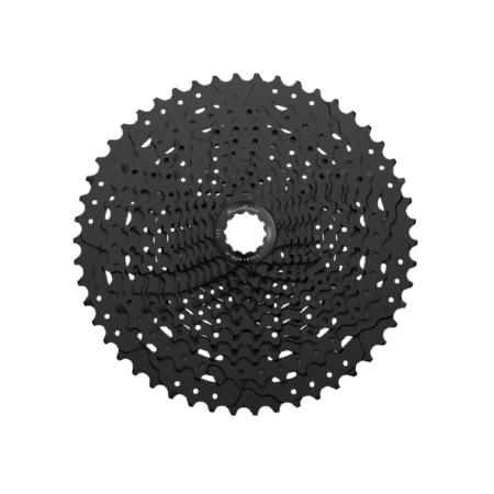 Sunrace pacco pignoni 12 velocità 11-50T, colore nero