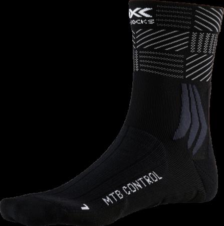 X-BIONIC calzini bike uomo Mtb Control Socks nero – 2019