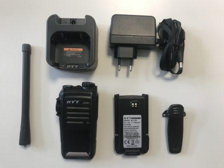 Ricetrasmittente radio VHF HYT TC-518V  136-174MHz
