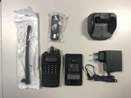 Ricetrasmittente radio VHF Vertex VX-459