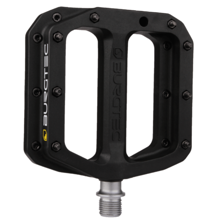 Burgtec pedali MK4 COMPOSITE PEDAL – nero