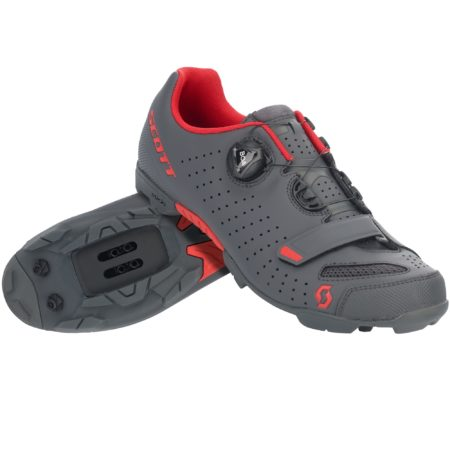 Scott scarpe bike MTB COMP BOA® grey red – 2021