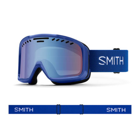 Smith Maschera da sci Project Klein Blue Sensor – 2020
