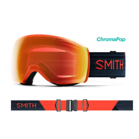 Smith Maschera da sci Skyline XL Red Rock – 2020