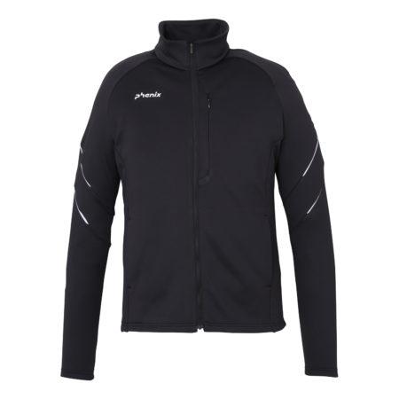 Phenix Fleece sci uomo Twin Peaks jacket black – 2020