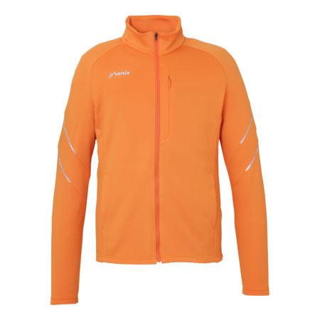 Phenix Fleece sci uomo Twin Peaks jacket Orange – 2020