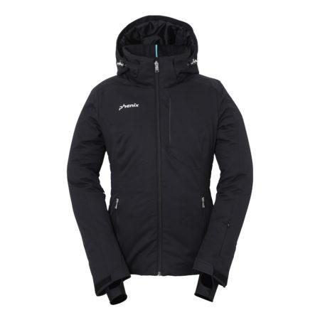 Phenix ski jacket woman Maiko Jacket Black
