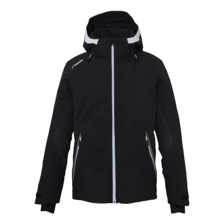 Phenix ski jacket man Laser black