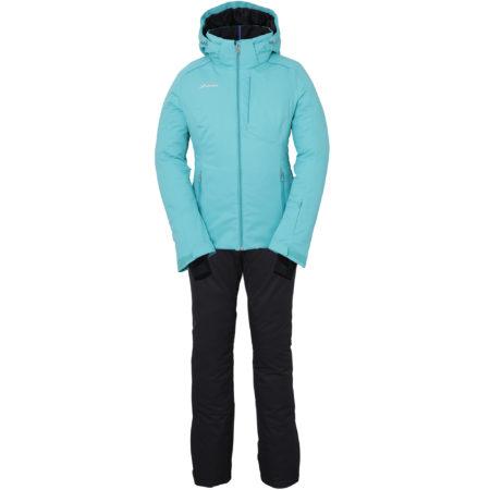 Phenix ski jacket woman Maiko Jacket turchese Lily pant