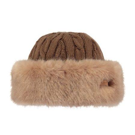 BARTS cappello donna con pelliccia