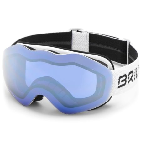 Briko maschera sci WAVE HD- WHITE – KSBM23 – 2020