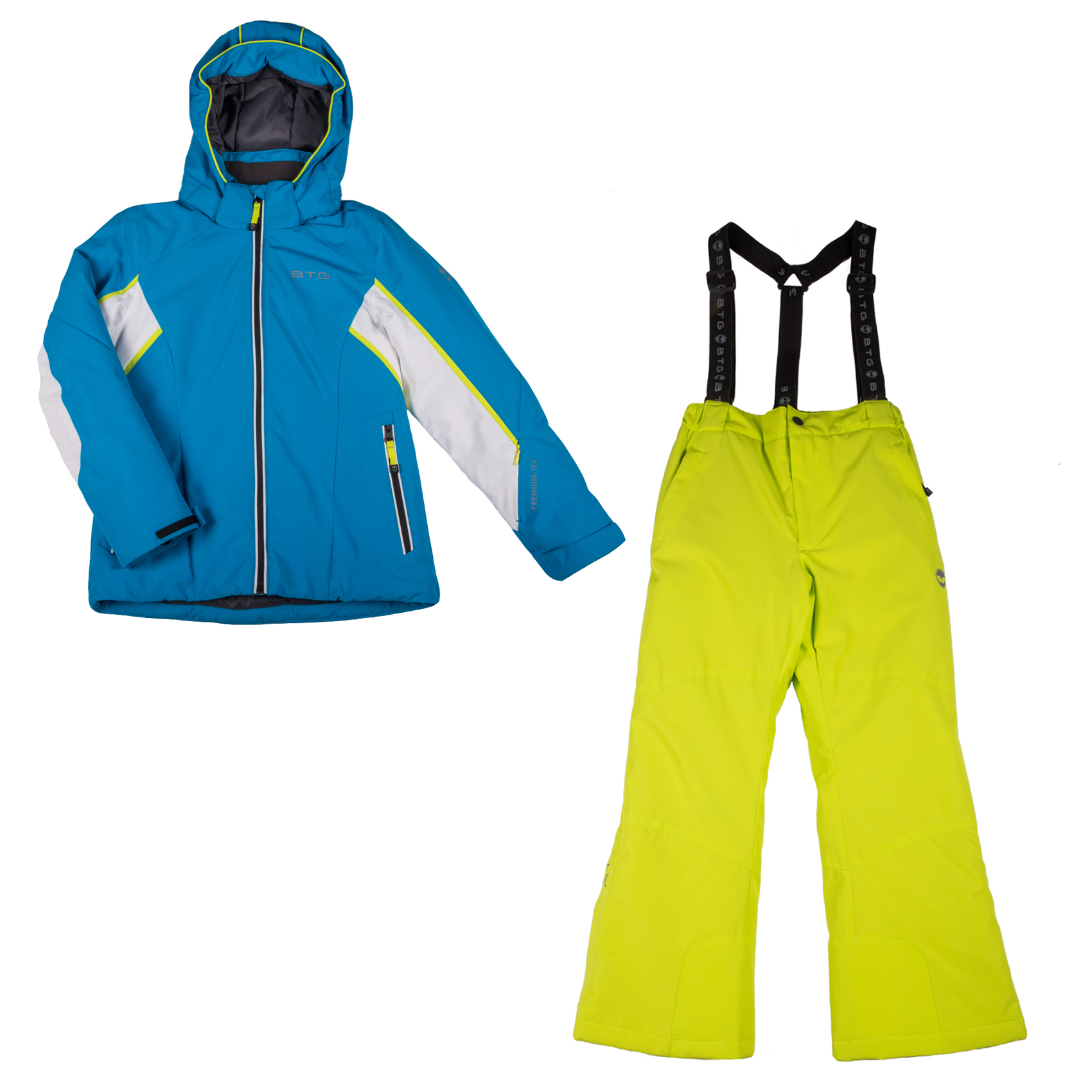 Biting Oceania set suit child ski suit – 2020