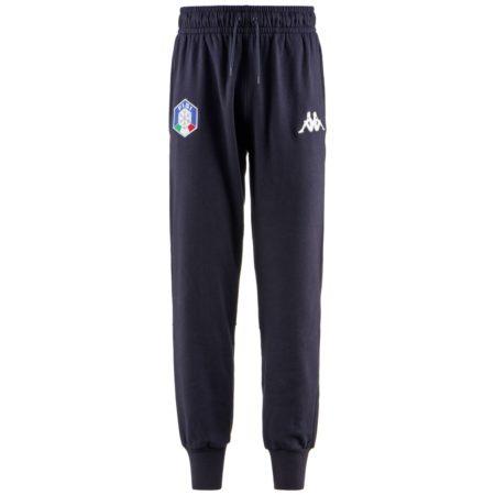 Kappa pantaloni tuta sportiva 6CENTO AUTAF FISI Blue Night- 2021