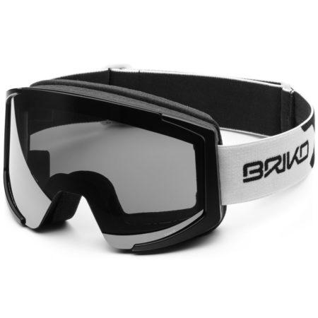 Briko maschera sci LAVA XL OTG – Matt Black – SM3