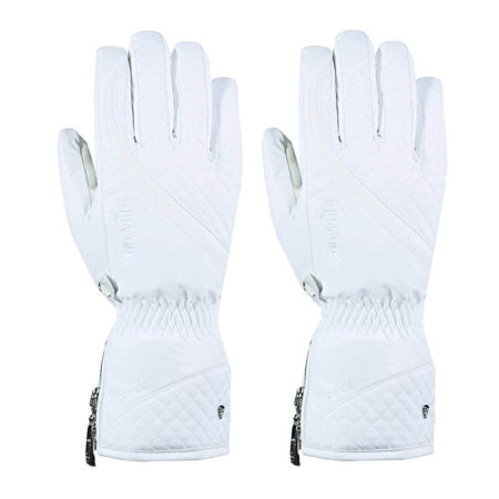 Snowlife Guanti sci donna Darling DT GLOVE White