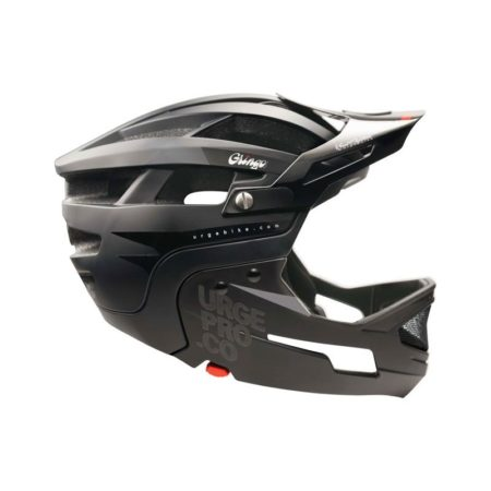 URGE casco bike enduro GRINGO DE LA SIERRA Black – 2020