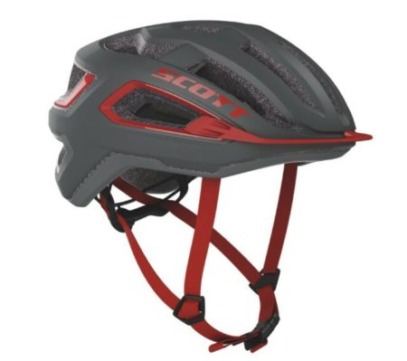 Scott Casco bike ARX – dark grey- red – 2020