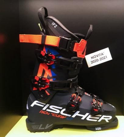 Fischer Scarponi sci RC4 The Curv GT 130 Vacuum Walk – 2021
