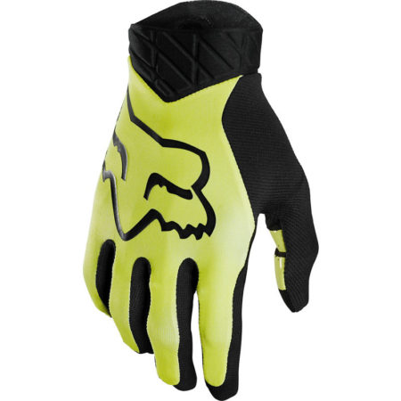 FOX Guanti bike FLEXAIR GLOVE giallo-nero