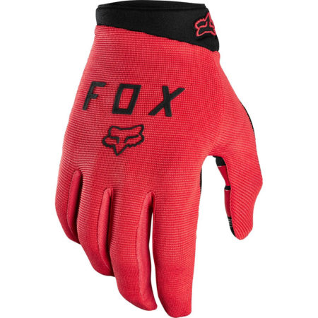 FOX Guanti Ranger Gel bright red- 2020