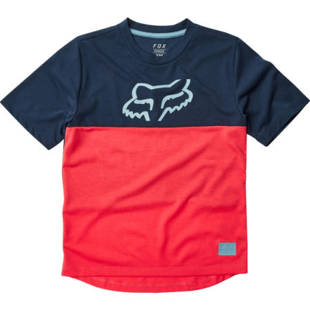 FOX T-Shirt bike bambino Ranger drirelease® bright red – 2020