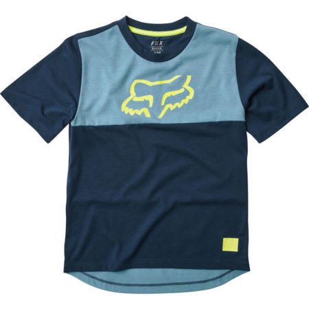 FOX T-Shirt bike bambino Ranger drirelease® navy – 2020