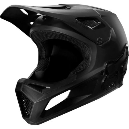 FOX Casco bike integrale Rampage nero – 2020