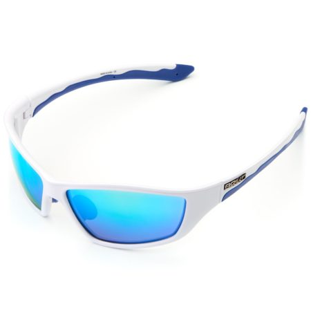 Briko occhiali bike ACTION bianco – blu