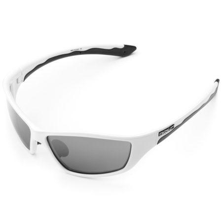 Briko occhiali bike ACTION bianco – grey